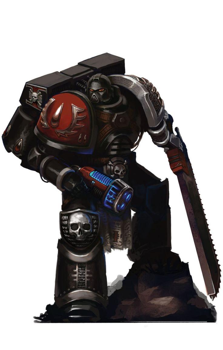 Fan art warhammer !!!! - Page 23