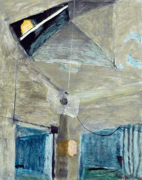 Piotr Potworowski, The Window on ArtStack #piotr-potworowski #art