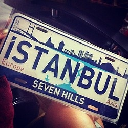 Only Istanbul. :): Cities Sightseeingstravel, Istanbul Turkey, Turkey Istanbul, License Plates, Istanbul 3, Street Signs, Cities Sights Travel, Cities Country, Ileftmyheartinistanbul Com