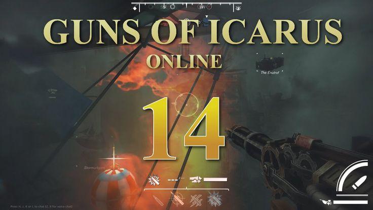 Guns of Icarus Online 14 - Biscuit Cosplay!