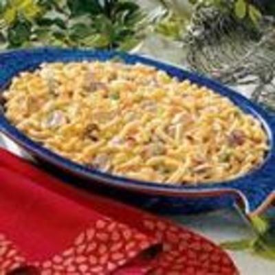 Golden Tuna CasseroleMac Cheese, Taste Of Home, Golden Tuna, Casseroles Recipe, Food Cooking, Healthy Food, Eating Healthy, Tuna Casseroles, Casserole Recipes