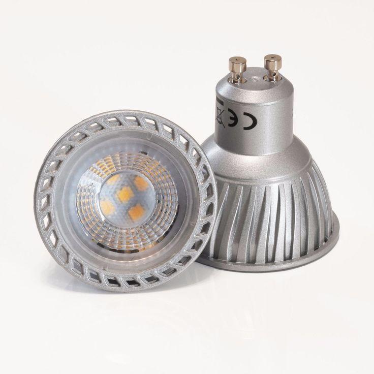 Fabulous Details zu LED Lampe GU Leuchtmittel Ersatz Birne Strahler W W W Spot Lampe SMD