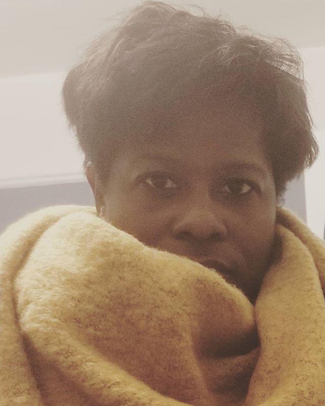 Staying warm… . . .  #clothing #fashion #style #designer #fashion  #winterfashion #2019 #outfitoftheday #style #shopping #look #lookbook #mycloset #fashionblogger #closet #chicago #scarf #sweaterweather #knitwear #cashmere #cozy #melanin #blackgirl #face