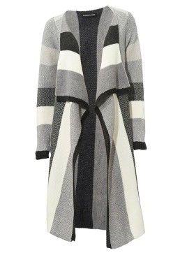 Dlouhý úpletový kabátek #avendro #avendrocz #avendro_cz #fashion #bestseller #coat