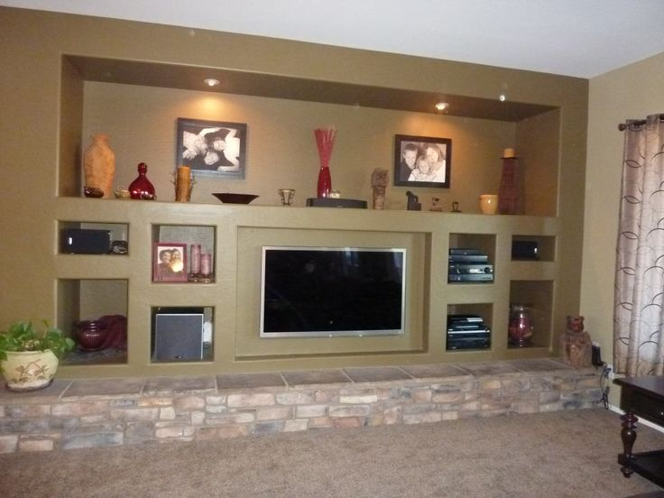 The 21 best images about Custom Media Wall Designs by TWD on
