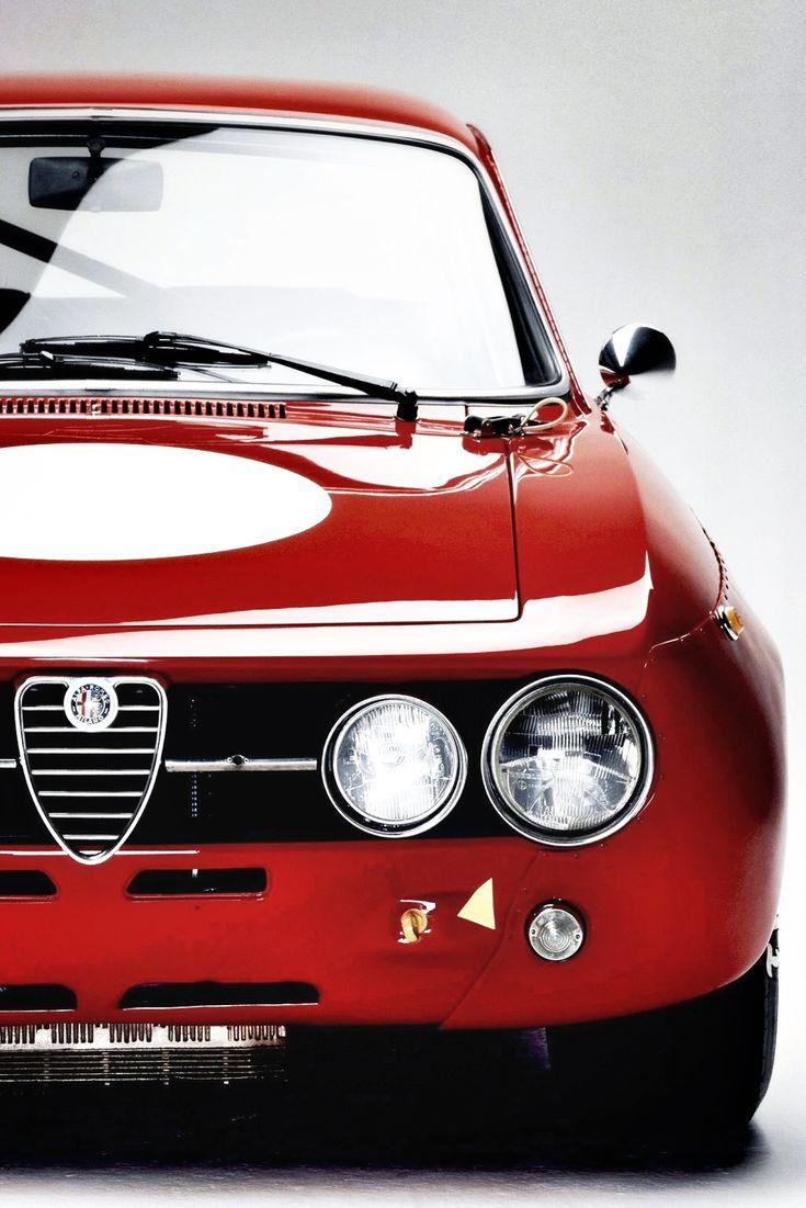 alfa romeo giulia sprint 1750 gtv - 1967-71