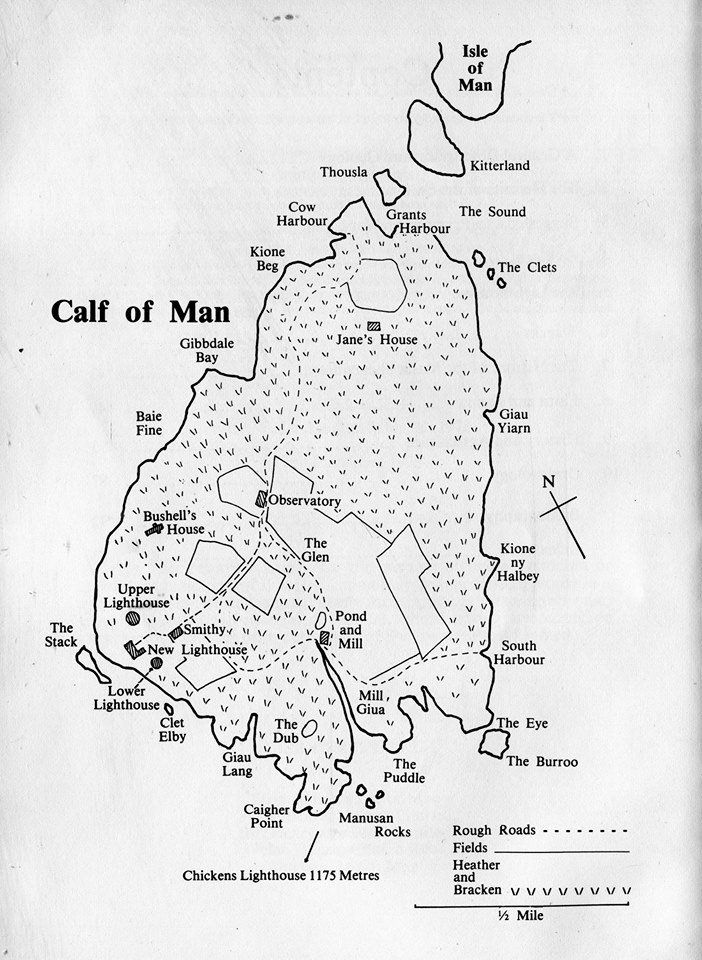 Best Heritage Holiday UK The Isle Of Man Images On - Calf map