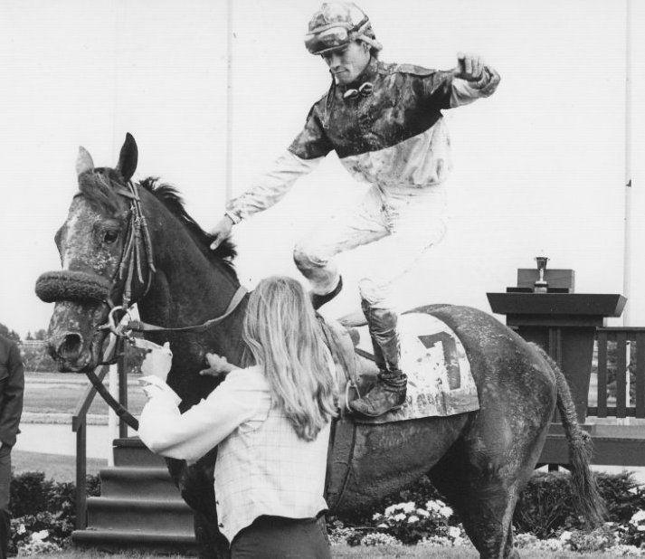 Brian Swatuk's Royal Ride Through Life - Horse Racing News ...