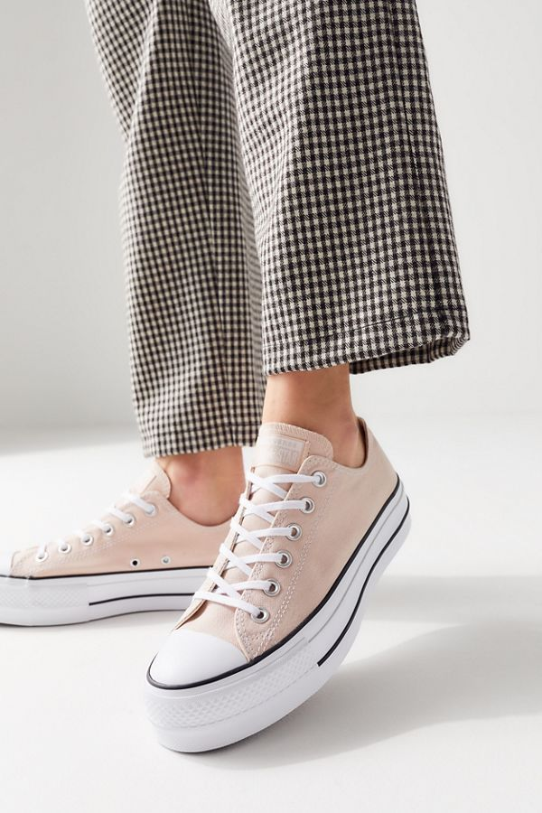 stacked converse shoes