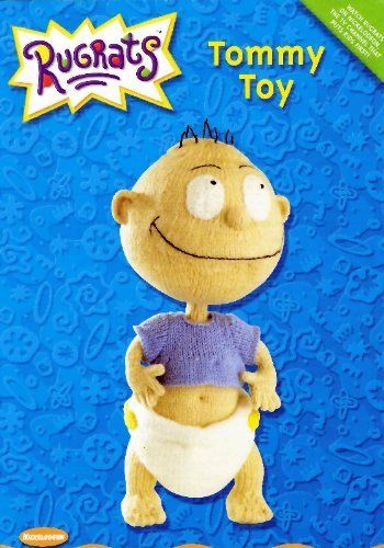 Rugrats Knitting Pattern: Tommy Toy by Alan (Designer) Dart, http://www.amazon.co.uk/dp/B004FVGRES/ref=cm_sw_r_pi_dp_MKNitb0ETK0XN