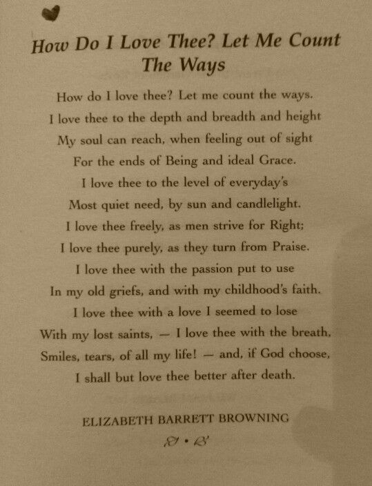 elizabeth browning sonnet 14 Discussion of themes and motifs in elizabeth barrett moulton's sonnet 14 enotes critical analyses help you gain a deeper understanding of sonnet 14 so you can excel on your essay or test.