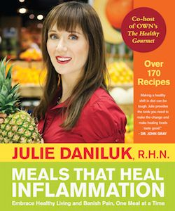 Meals That Heal Inflammation by Julie Daniluk RHN