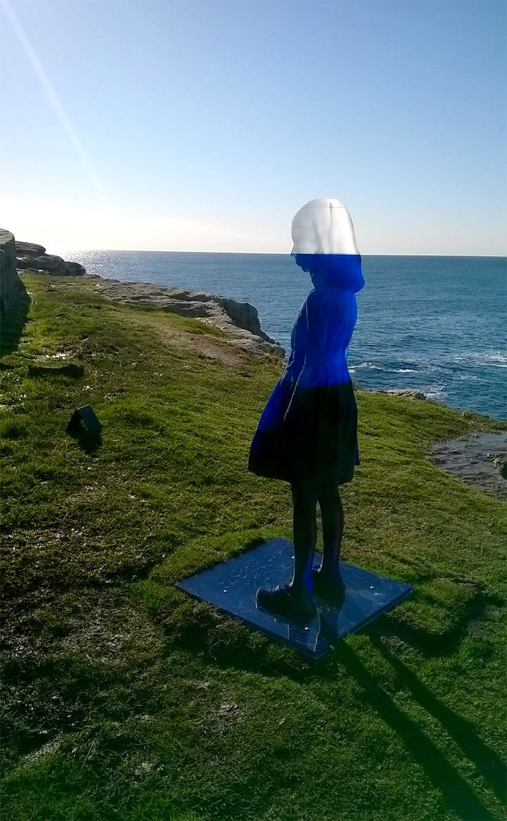 Alessandra Rossi, Untitled Coral. Sculpture by the Sea, Bondi 2016. Photo by Tony Wakeham.