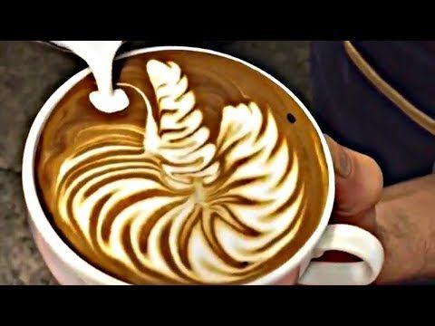 YouTube | Latte art in 2019 | Coffee latte art, Latte Art, Latte
