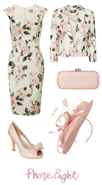 Mother Of The Bride Matching Outfits | Gorgeous Outfits Combinations For Mother Of The Brides