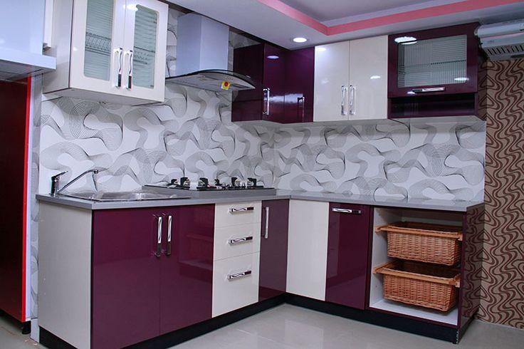 Best Latest Kitchen Designs Sliding Wardrobe Designs Tv 400 x 300