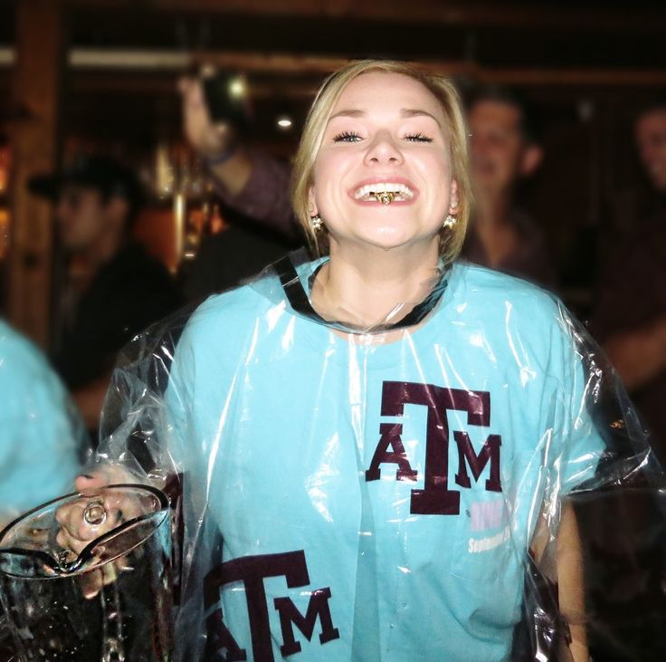 Aggie Ring Dunk: Ain't nobody DUNKIN' with my CLIQUE!