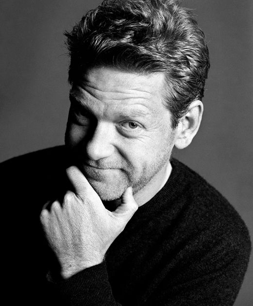 Sir Kenneth Branagh (1960) - British actor, director, producer and screenwriter from Northern Ireland. Photo by Andy Gotts