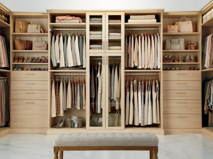 Contemporary Closet Design Ideas & Pictures