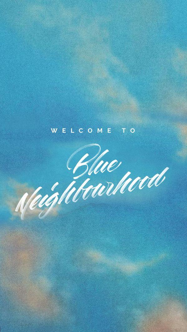 Troye Sivan Blue Neighbourhood - Wallpaper