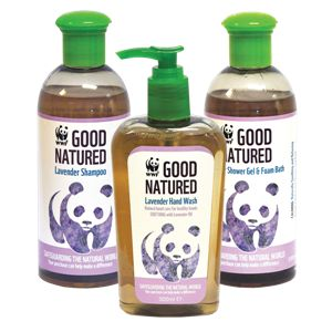 WWF organic lavender toiletry set - more eco charity Christmas gifts at http://www.charitychoice.co.uk/blog/charity-christmas-gifts-for-eco-warriors/113