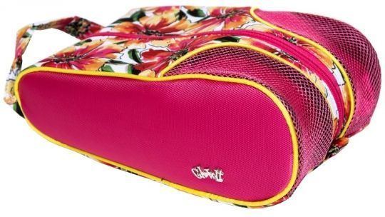 Check out what #lorisgolfshoppe has for your days on and off the golf course: Sangria Glove It Ladies Golf Shoe Bag #golfshoes