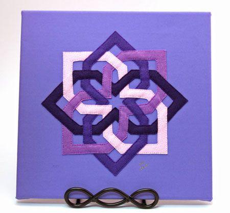 funEZcrafts - Easy Paper Crafts - Celtic Designs Celtic Heart Knot