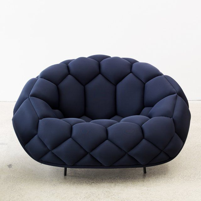 Quilt Armchair - LOUNGE - SEATING                                                                                                                                                                                 More