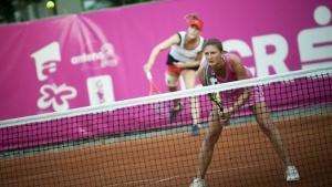 Alexandra Cadantu, singura romanca in semifinale la BCR Open Romania 2012