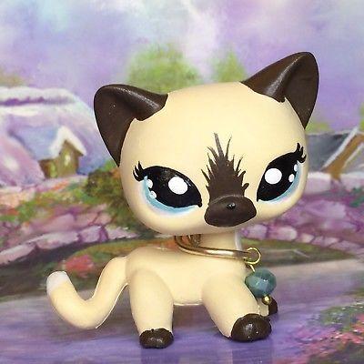 38 00 Littlest Pet Shop Short Hair Cat Ooak Custom Hand