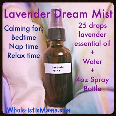 Great recipe to spray on your pillow before going to sleep! http://www.draxe.com #essentialoils #essentialoilrecipe #sleepbetter