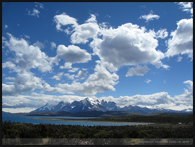 Torres del Paine by FeñyZ, via Flickr