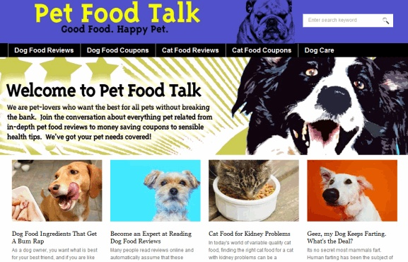 Pet Wants Dog Food   Dog Food Advisor