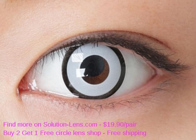 Best 25+ White contact lenses ideas on Pinterest | Demon ...