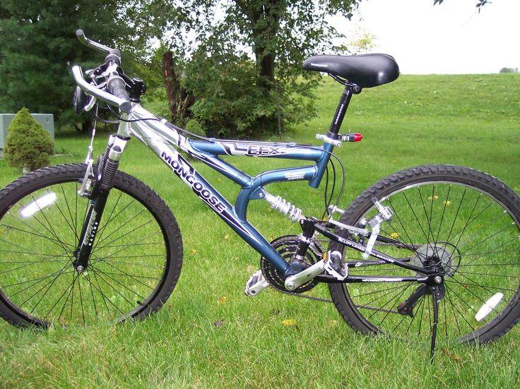 Mongoose Mountain Bike EFX