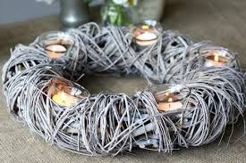 rustic south african centrepieces - Google Search