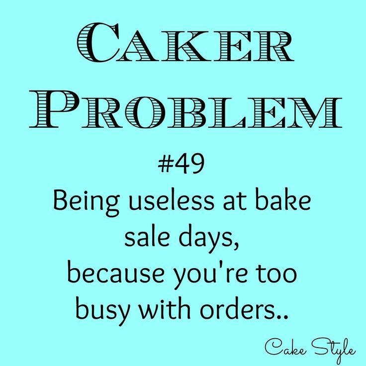 I am hopeless at school Mum duties.. #cakerproblems