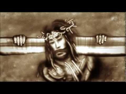 Het paasverhaal in delen door de Zandtovenaar: Deel 6 Jezus wordt aan het kruis gehangen. Duur: 4:08min