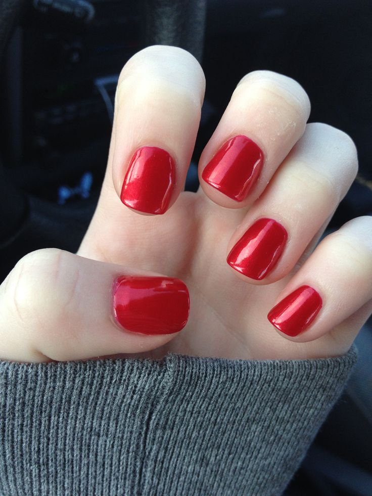Getting excited for the holidays! Essie\'s Jag-u-are | Hair, Nails ...