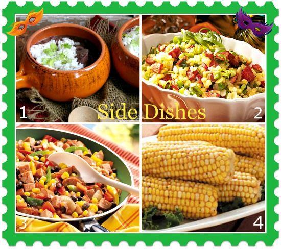 Mardis Gras Recipes Foods