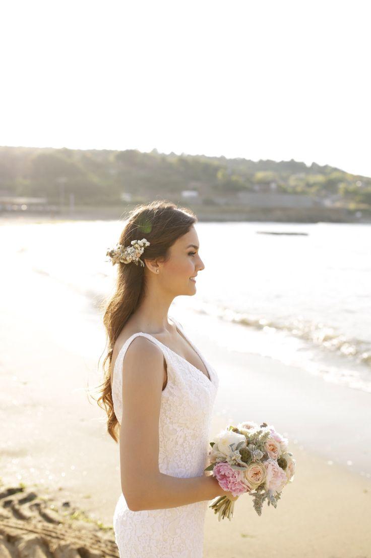 70 best Dress images on Pinterest   Wedding hair styles, Bridal ...