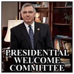 Mississippi University for Women President Jim Borsig