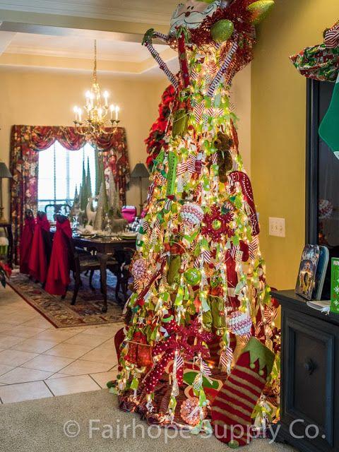 Fairhope Supply Co Ann S Family Room Christmas Home