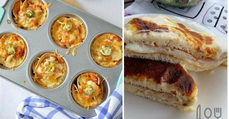 Si vienen tus amigos a cenar, no te preocupes que la autora del blog PATTY'S CAKE nos apunta varias recetas para que seas el mejor anfitrión.