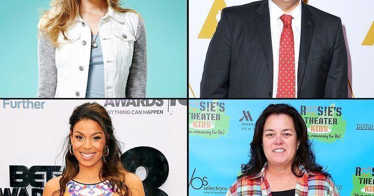 Prominente, die vor und nach Belinda abnehmen