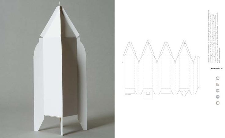 Prototypes de packaging en carton / Collection 'Hors collection' / Pyramyd Éditions
