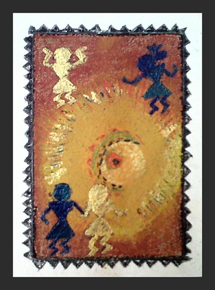 Warli Card