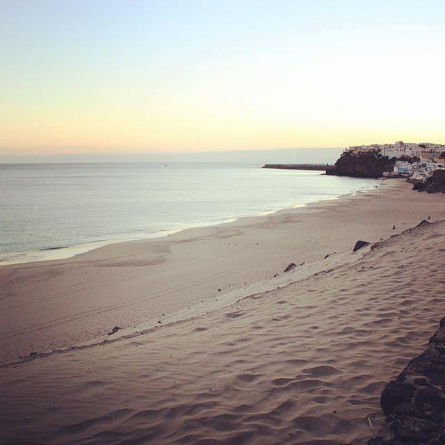 #morrojable #morrojablebeach #jandia #fuerteventura #canaryislands #sunset
