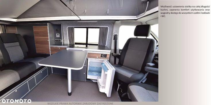 Nowe Volkswagen Transporter - 177 500 PLN, 1 km, 2017 - otomoto.pl