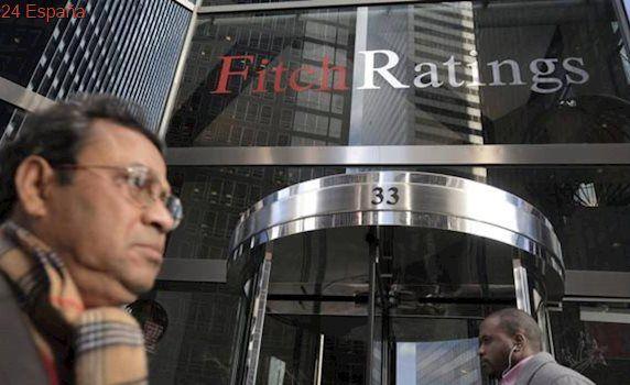 Fitch confirma los ratings de BBVA y Banco Santander, por encima de la nota de España